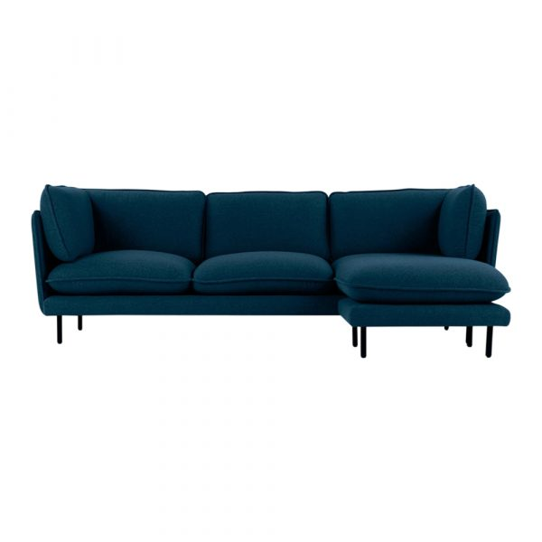 Click To Enlarge Homefurnitureliving Roomsofa Noric L Shape Sofa Blue